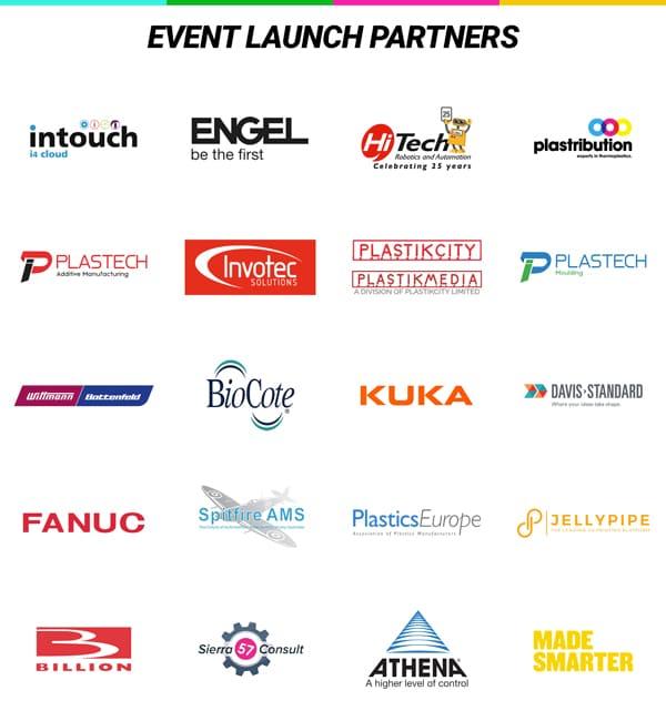 Plastics Live - Launch Partners